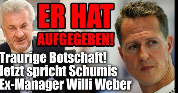 Schumacher Zustand Aktuell