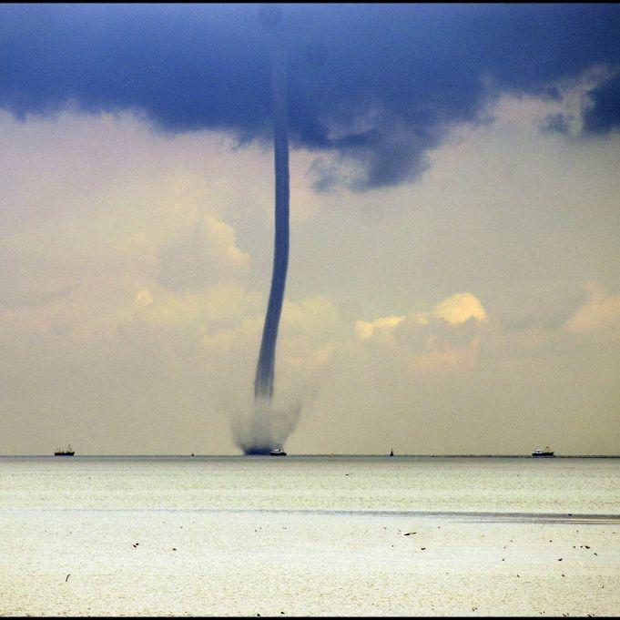 Tornado-Alarm! HIER könnte das seltene Wetter-Phänomen wüten (Foto)