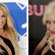 Nackt-Alarm! Sexy Pop-Sängerinnen ziehen blank (Foto)