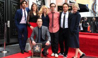 """""""The Big Bang Theory"""" endet 2019 mit der 279. Episode. (Foto)"""