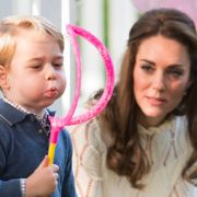 Prinz George hat royale Schulfreundin - mit einer speziellen Aufgabe! (Foto)