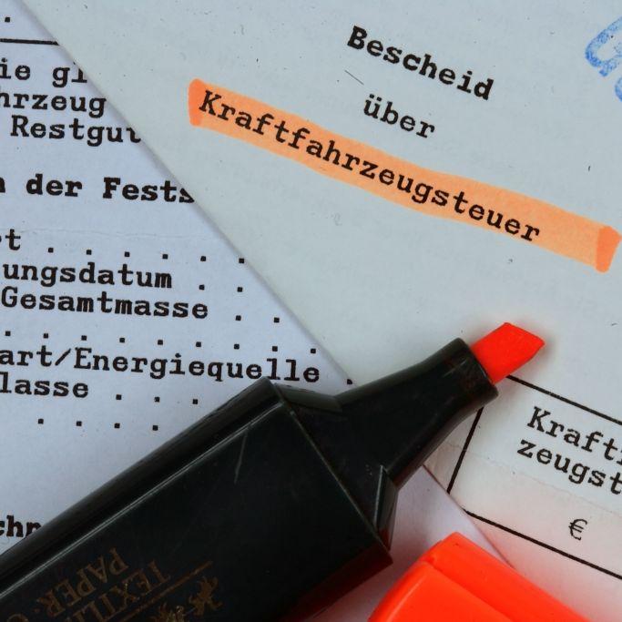 Kfz-Steuererhöhung!Mit DIESEM Trick sparen Sie bares Geld (Foto)