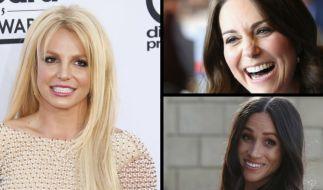 Haben die Royals keinen Bock auf Britney Spears? (Foto)