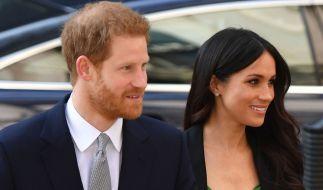 Prinz Harry und Meghan Markle mussten in dieser Woche einiges ertragen. (Foto)
