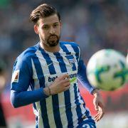 Hertha kassiert Heim-Klatsche im Duell gegen Leipzig (Foto)