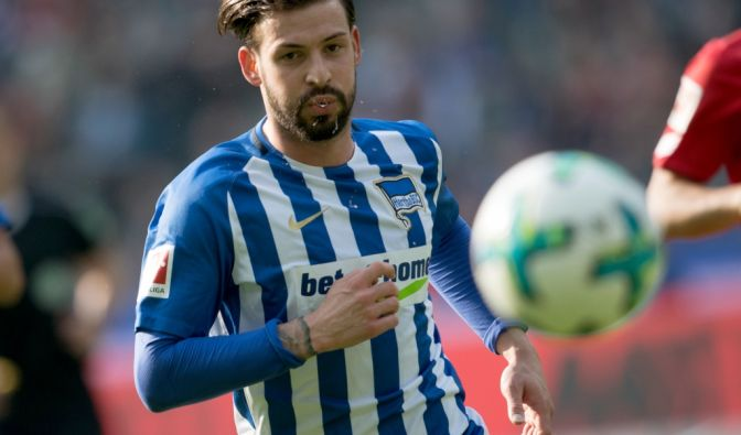 Hertha vs. Augsburg im TV