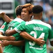Die besten Szenen aus SV Werder Bremen gegen Hertha BSC (Foto)