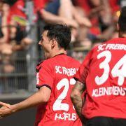 1:0 für Freiburg! Frankfurt kann nicht überzeugen (Foto)