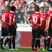 Hannover kassiert Heim-Klatsche im Duell gegen Darmstadt 98 (Foto)