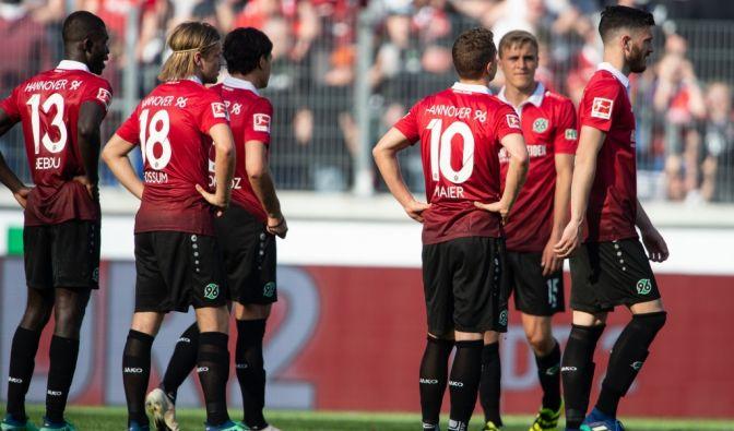 Hannover vs. VfB