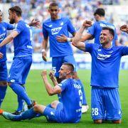 Hoffenheim gegen Nürnberg: Ein 2:1-Ergebnis für den Gastgeber (Foto)
