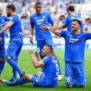 Paderborn verliert gegen Hoffenheim - 3:0 (Foto)