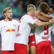 RB Leipzig gegen Freiburg: Ein 2:1-Erfolg für den Gastgeber (Foto)
