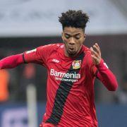 Bayer 04 Leverkusen geht gegen SV Werder Bremen im 2:2-Remis vom Platz (Foto)