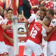 Das hatte sich Mainz anders vorgestellt: 2:3 gegen Union (Foto)