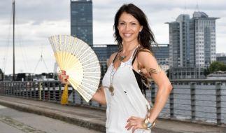 """Jana Pallaske hat mit ihrem ersten Auftritt bei """"Global Gladiators"""" einen bleibenden Eindruck hinterlassen. (Foto)"""