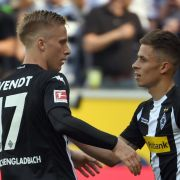 Die besten Szenen aus Gladbach gegen Bayer Leverkusen (Foto)