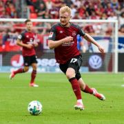 Die stärksten Spielszenen aus 1. FC Nürnberg gegen FC Schalke 04 (Foto)
