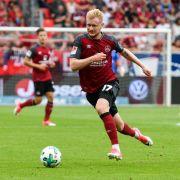 Das hatte sich Nürnberg anders vorgestellt: 0:2 gegen Wiesbaden (Foto)