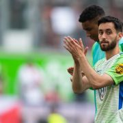Das hatte sich Wolfsburg anders vorgestellt: 2:3 gegen Werder (Foto)