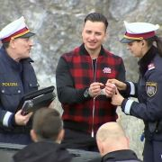 Wer waren die Promi-Opfer und Lockvögel auf der Zugspitze? (Foto)