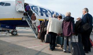 Ryanair verschärft die Handgepäckregeln erneut. Sie werden noch vor Ende des Jahres in Kraft treten. (Foto)