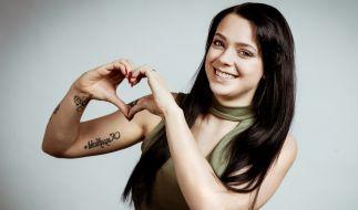 Anne Wünsche hat sich als Influencerin einen Namen gemacht und lässt ihre Fans am Alltag teilhaben. (Foto)