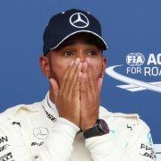 Diesen Post widmete Lewis Hamilton Schumi (Foto)
