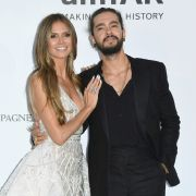Heidi Klum und Tom Kaulitz in Cannes. (Foto)