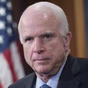 John McCain (US-Republikaner, 29.08.1936 - 25.08.2018)