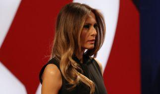 Hat Präsidentengattin Melania Trump endgültig die Nase voll von den Eskapaden ihres Mannes Donald? (Foto)