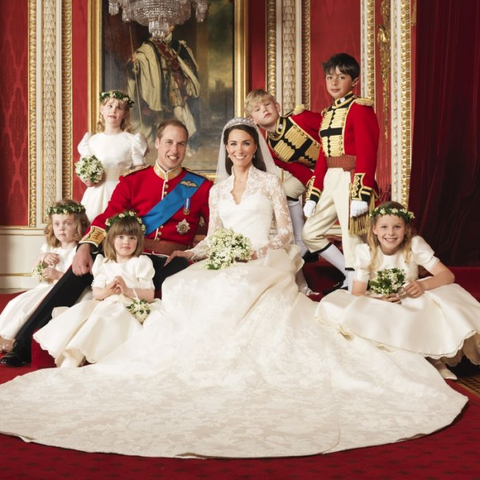 """Ganz eigene Krönung! So wird aus Herzogin Kate """"Königin Catherine"""" (Foto)"""