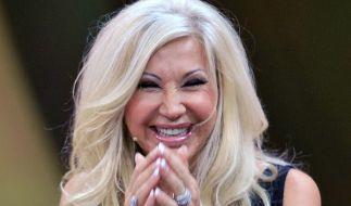Carmen Geiss macht aus ihrer Verehrung für den 2009 verstorbenen Michael Jackson keinen Hehl. (Foto)