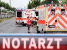 Krankenwagen und Sanitäter angegriffen