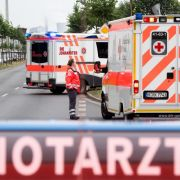 Pöbler attackiertRettungspersonal -1800 Euro Geldstrafe (Foto)