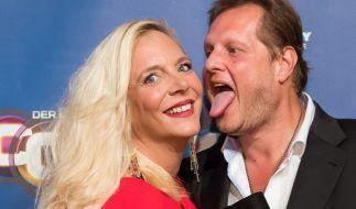 """Daniela und Jens Büchner erklären, warum sie wirklich im """"Sommerhaus der Stars"""" waren. (Foto)"""