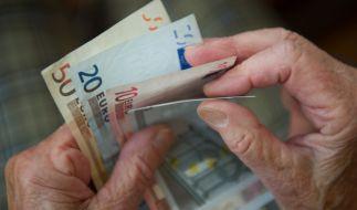 Die GroKo einigt sich auf ein Rentenpaket. Dieses soll möglichst vielen Rentnern mehr Geld bescheren. (Foto)