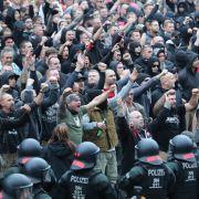 Wie kann der rechtsextreme Mob gestoppt werden? (Foto)