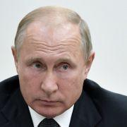 Erneute Eskalation? Putin schickt Kriegsflotte ins Mittelmeer (Foto)