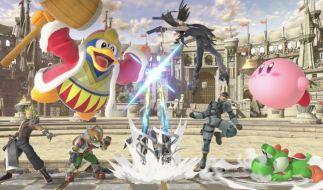 """Zum Start von """"Super Smash Bros. Ultimate"""" gibt es einen neuen Controller. (Foto)"""