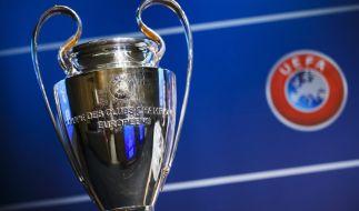 Wer schnappt sich dieses Mal die heiß begehrte Champions-League-Trophäe? (Foto)