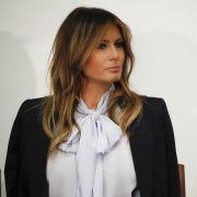 """Fake Melania"" - Hat Donald Trumps Frau eine Doppelgängerin? (Foto)"
