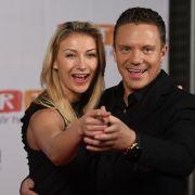 Liebes-Duett mit seiner Freundin Anna-CarinaWoitschack (Foto)