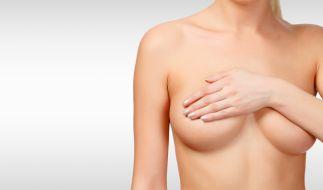 Weibliche Brüste sind nie gleich geformt, sondern sind ganz individuell. (Foto)