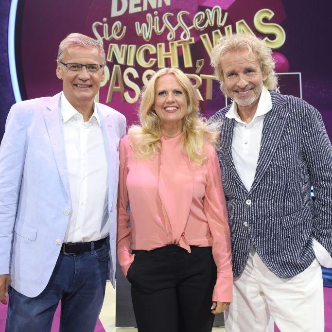 Horst Lichter als Gast in Jauch-Gottschalk-Schöneberger-Show (Foto)