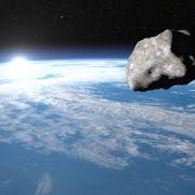 Wissenschaftler wollen Asteroiden gezielt anlocken (Foto)