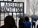 Beim Besuch der Gedenkstätte für das ehemalige KZ Sachsenhausen soll eine AfD-Gruppe mit rechten Parolen gepöbelt haben (Symbolbild). (Foto)