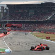 Doch kein Aus! Formel 1 fährt wieder in Deutschland (Foto)