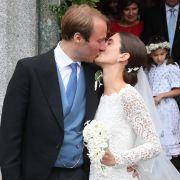 Royale Hochzeit! IHR gab er sein Ja-Wort (Foto)