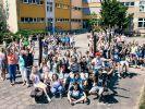 """""""Unsere Schule"""" als Wiederholung"""